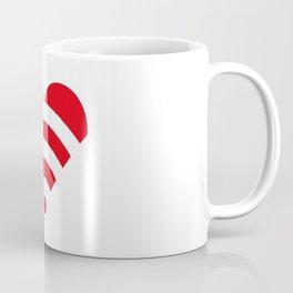 LOVE is all around Coffee Mug