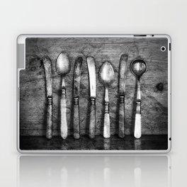 Old Cutlery Laptop & iPad Skin