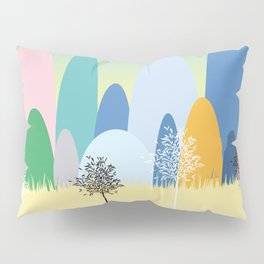 The House on the Hill Pillow Sham