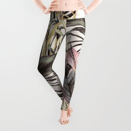 Tiger of the jungle Leggings
