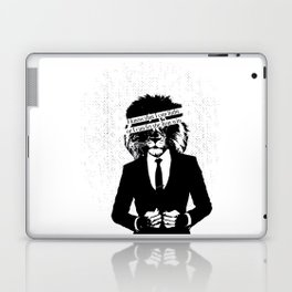 Let the lion win Laptop & iPad Skin