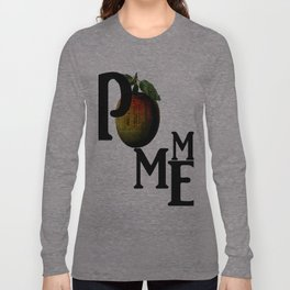 Pomme Long Sleeve T-shirt