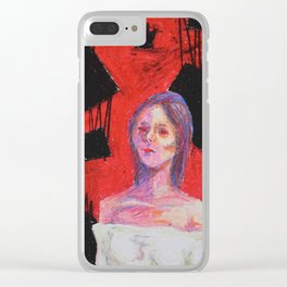 circuits Clear iPhone Case