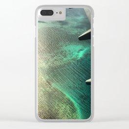 Zanzibar Below Clear iPhone Case