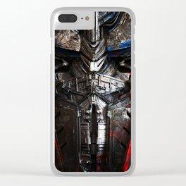 prime Clear iPhone Case