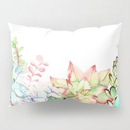 Succulent Medley Pillow Sham