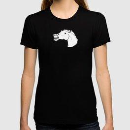 HAY GURL. T-shirt