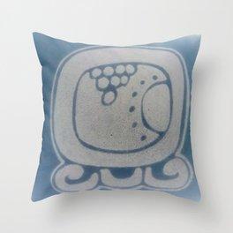 Nahual: KAWOQ Throw Pillow