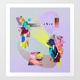 Fosforescente0.1 Art Print