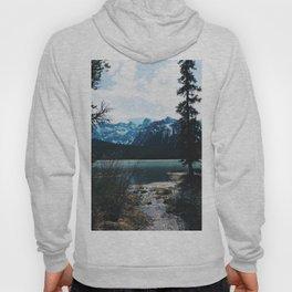 Mountains scene -Banff Hoody