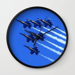 6 Angels Wall Clock