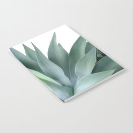 Agave blanco Notebook