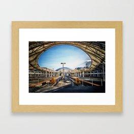 Union Station Concourse Framed Art Print