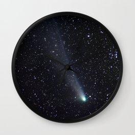 Comet Wall Clock