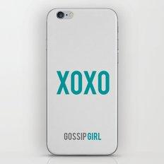Gossip Girl - Minimalist iPhone & iPod Skin