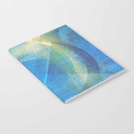 Abstract NC 02 Notebook