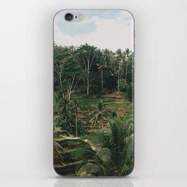 Bali Tegalalang iPhone Skin