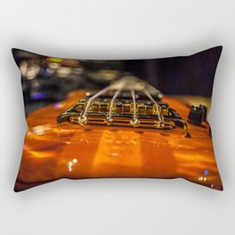 Bass Of Ace Rectangular Pillow