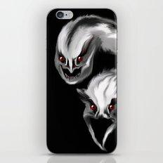 Dark Dream Givers iPhone & iPod Skin