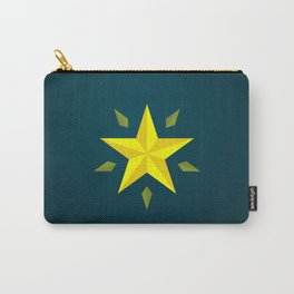 Gold Star/ Blue Carry-All Pouch