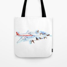 Air Canada Goose Tote Bag