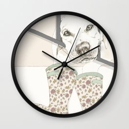 Pipo Wall Clock