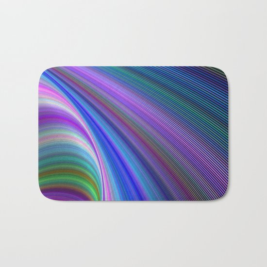 Sink in colors Bath Mat