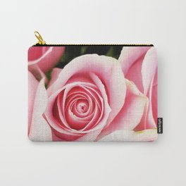 Pink Roses by J.Avery Design Carry-All Pouch