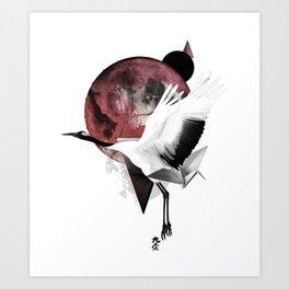 Hope of Love for Japan Art Print