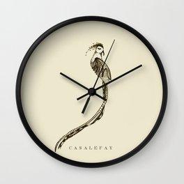 Quetzal power Wall Clock