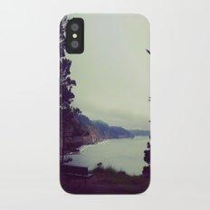 Ocean View iPhone X Slim Case