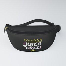 Juice Wrld King 999 Fanny Pack