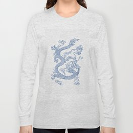 Chinese  Loong Long Sleeve T-shirt