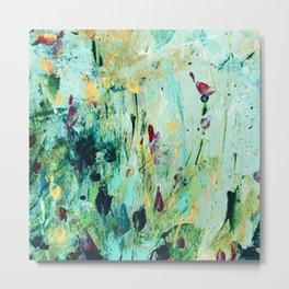 Meadow Dream 2b by Kathy Morton Stanion Metal Print