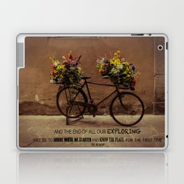 Bicicletta Laptop & iPad Skin