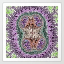Fractal Integral Art Print