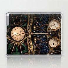 Pressure over time Laptop & iPad Skin