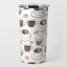 Coffee Cups Travel Mug