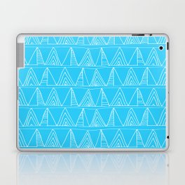 Triangles- Simple Triangle Pattern for hot summer days - Mix & Match Laptop & iPad Skin
