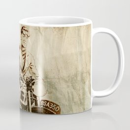 BSA - Vintage Poster Coffee Mug