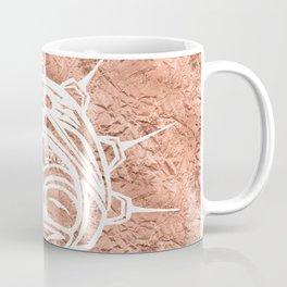 Spirit Frog Copper Coffee Mug