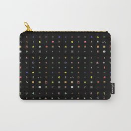8-bit games Carry-All Pouch