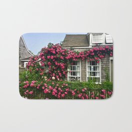 Rose House in Sconset Nantucket Bath Mat