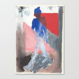 1980s Series No. 24 Canvas Print