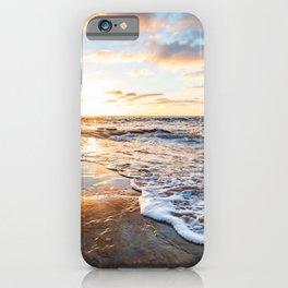 La Jolla Sunset iPhone Case