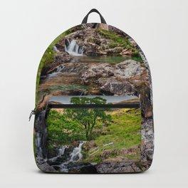 Watkin Waterfall Snowdonia Backpack