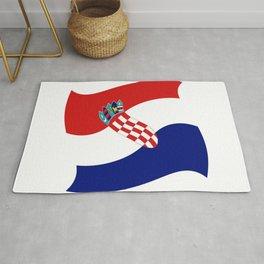 Flag of croatia 4 -croatian, Hrvatska,croat,croacia,Zagreb,split,rijeka,osijek. Rug