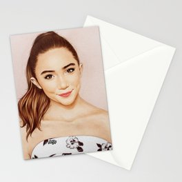 Rowan Blanchard x Glamour Stationery Cards