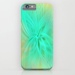 Abstract Mekong iPhone Case