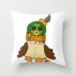 Stuffies Sir Mallard Throw Pillow